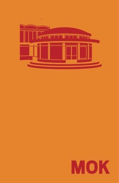 MOK Ilustrowany atlas architektury północnego Mokotowa (red. M.Piwowar)