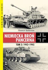 Niemiecka broń pancerna T.2 1942-1945 (T.Anderson)