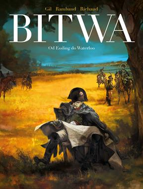 Bitwa Od Essling do Waterloo komiks (F.Richaud)