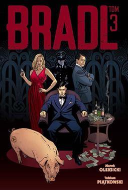 Bradl T.3 komiks (M.Oleksicki T.Piątkowski)