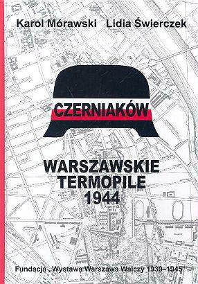 Czerniaków Warszawskie Termopile (K.Mórawski L.Świerczek)