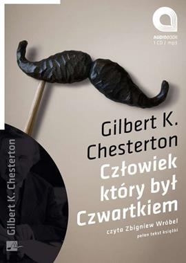 Człowiek, który był Czwartkiem CD mp3 (G.K.Chesterton)