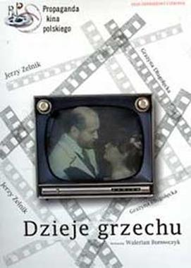 Dzieje grzechu DVD (W.Borowczyk)