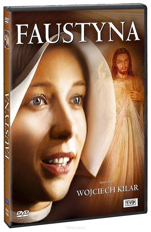 Faustyna DVD (J.Łukaszewicz)