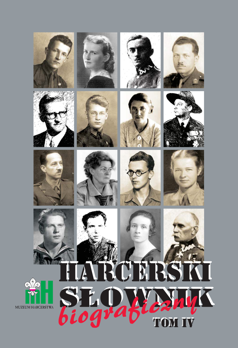 Harcerski słownik biograficzny T.4 (red.J.Wojtycza)