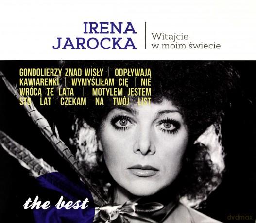 Witajcie w moim świecie CD (I.Jarocka)
