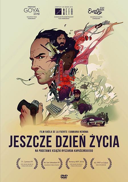Jeszcze dzień życia DVD (R.de la Fuente D.Nenow)
