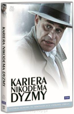 Kariera Nikodema Dyzmy DVDx4 (J.Rybkowski)