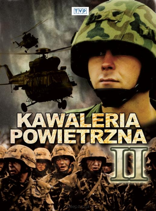 Kawaleria powietrzna II DVD x 2 (J.Bławut W.Maciejewski)
