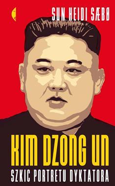 Kim Dzong Un Szkic portretu dyktatora (S.H.Saebo)