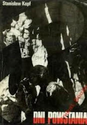 Dni Powstania album Kronika fotograficzna walczącej Warszawy (St.Kopf)