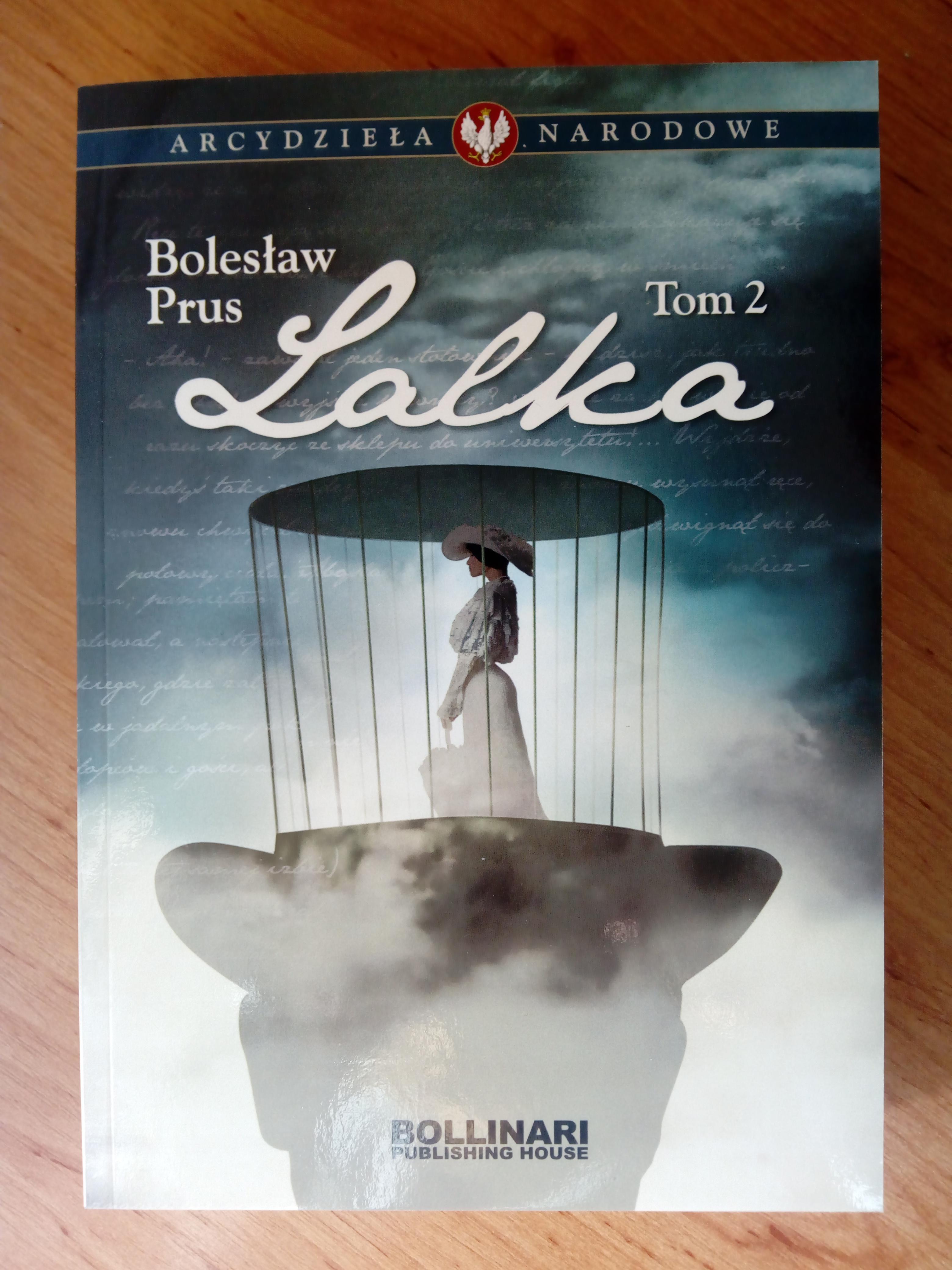 Lalka T.2 (B.Prus)