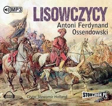 Lisowczycy CD mp3 (A.F.Ossendowski)
