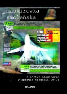 Maskirowka smoleńska Śledztwo blogerskie w sprawie tragedii 10-04 (red.T.Pernak)