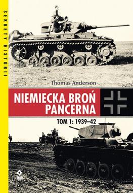 Niemiecka broń pancerna T.1 1939-1942 (T.Anderson)