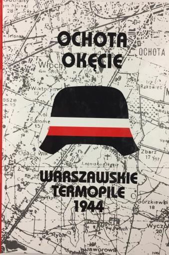 Ochota Okęcie Warszawskie Termopile (J.K.Wroniszewski)