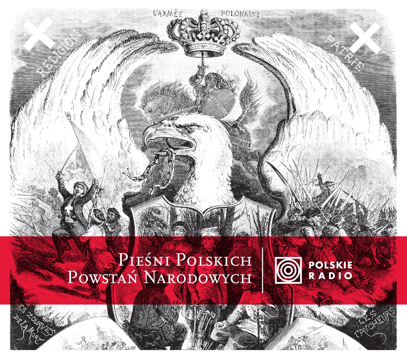 Pieśni polskich powstań narodowych CD x 5 (opr. zbiorowe)