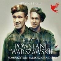 Powstanie Warszawskie CD Muzyka z filmu (B.Chajdecki)