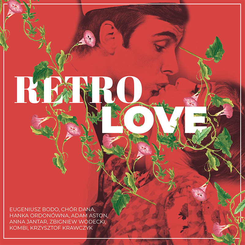 Retro Love CD x 2 (opr.zbiorowe)