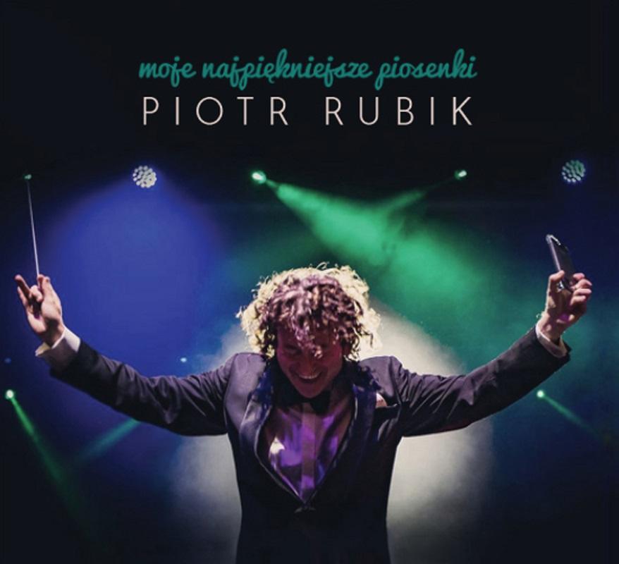 Moje najpiękniejsze piosenki CD (P.Rubik)