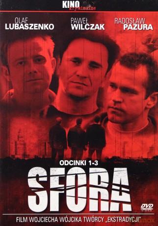 Sfora DVD x 3 (W.Wójcik)