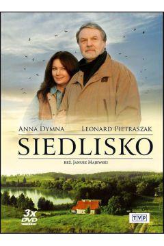 Siedlisko Serial DVDx3 (J.Majewski)