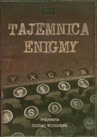 Tajemnica Enigmy DVD (R.Wionczek)