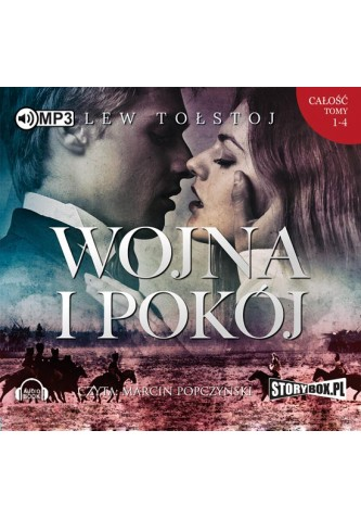Wojna i pokój CD mp3 (3)(L.Tołstoj)