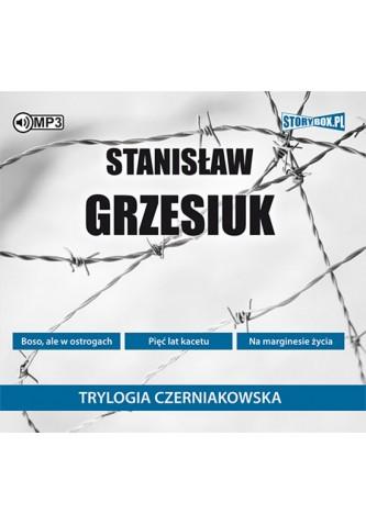 Trylogia Czerniakowska CD mp3 (3 płyty)(St.Grzesiuk)