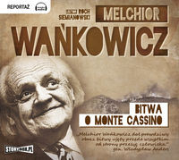 Bitwa o Monte Cassino CD mp3 (M.Wańkowicz)