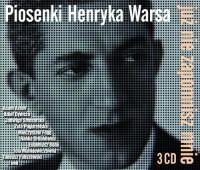 Już nie zapomnisz mnie Piosenki Henryka Warsa CDx3 (opr.zbiorowe)