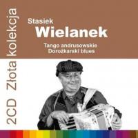 Tango Andrusowskie / Dorożkarski Blues Złota Kolekcja CD x 2 (St.Wielanek)