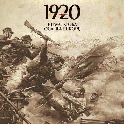 1920 Bitwa, która ocaliła Europę CD x 2 (opr.zbiorowe)