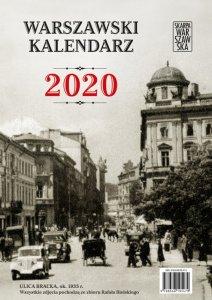 2020 Warszawski kalendarz ścienny (Skarpa Warszawska)
