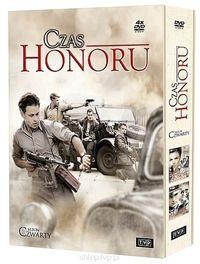 Czas honoru Sezon czwarty DVDx4 (TVP)