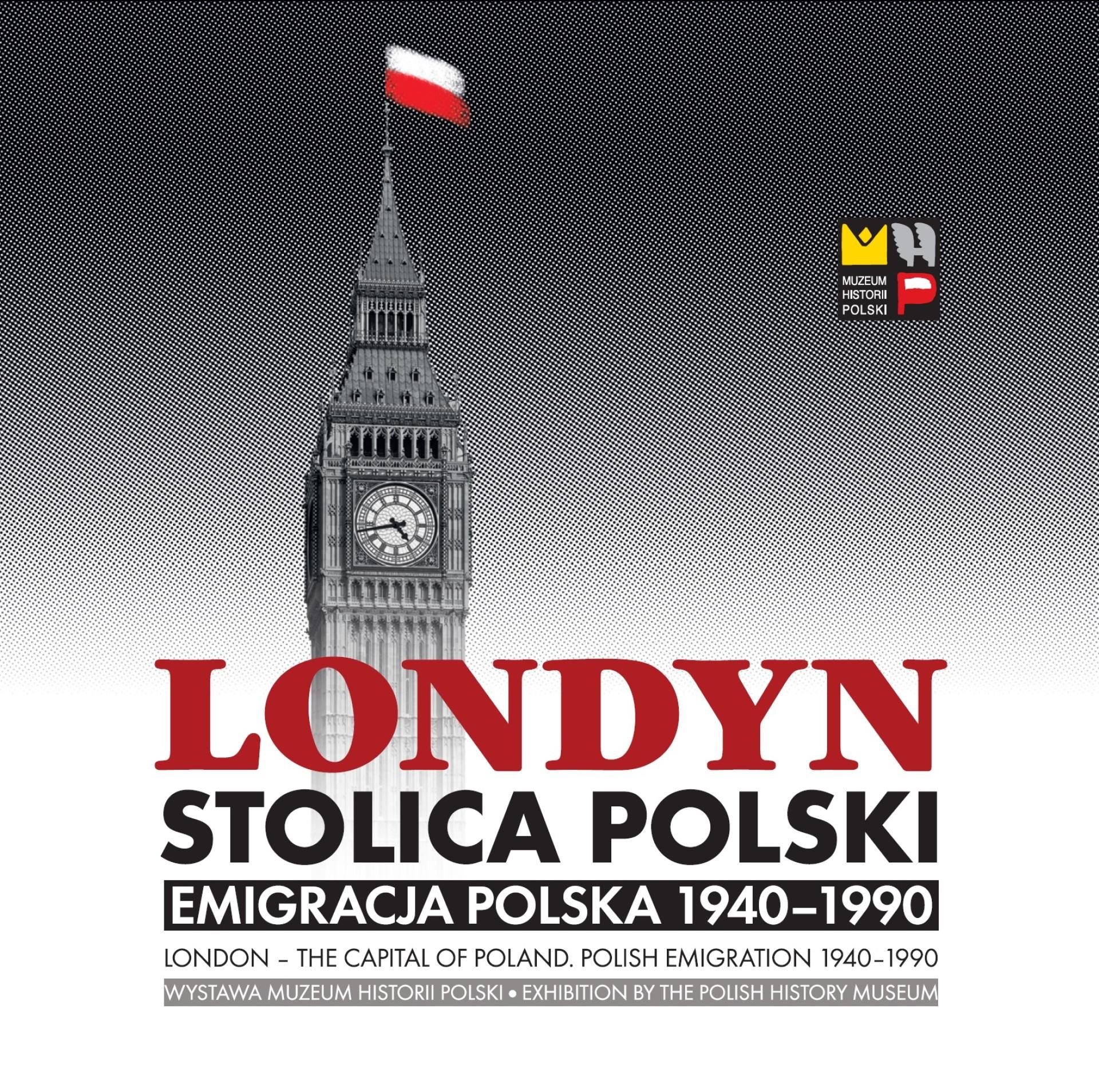 Londyn Stolica Polski Emigracja polska 1940-1990 (opr.zbiorowe)