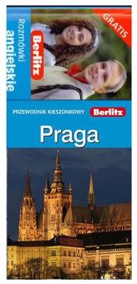 Praga przewodnik kieszonkowy + rozmówki angielskie (opr.zbiorowe)