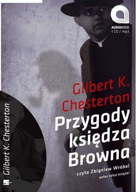 Przygody księdza Browna CD mp3 (G.K.Chesterton)