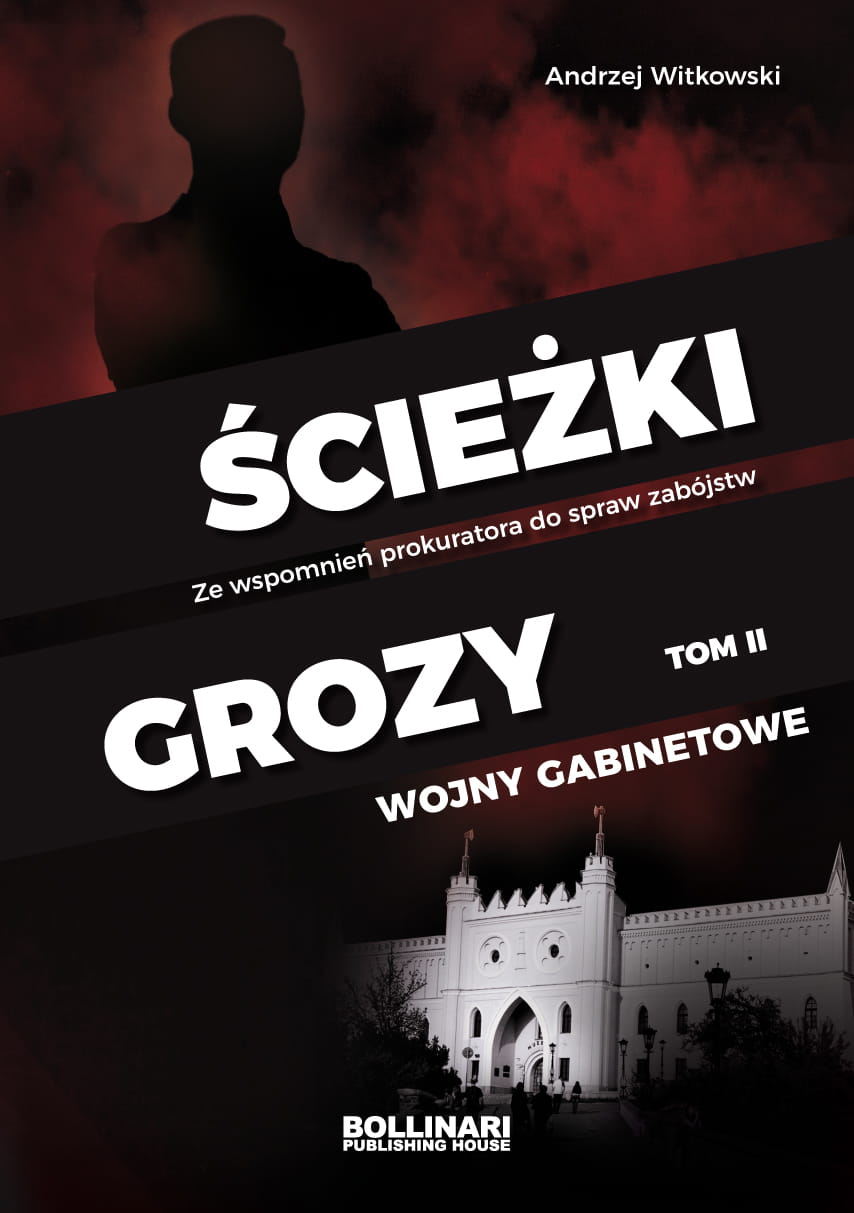 Ścieżki grozy T.2 Wojny gabinetowe (A.Witkowski)